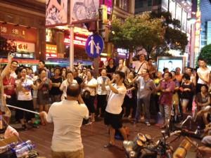 Singen Nanjing Dong Lu