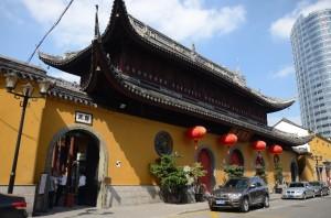 Jade Buddha Temple 01