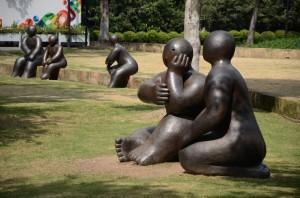 Jingan Sculpture Park 02