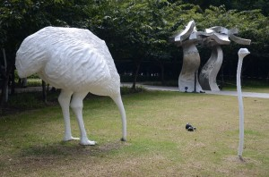 Jingan Sculpture Park 03
