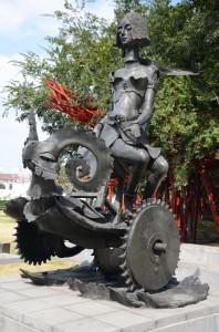 Jingan Sculpture Park 04