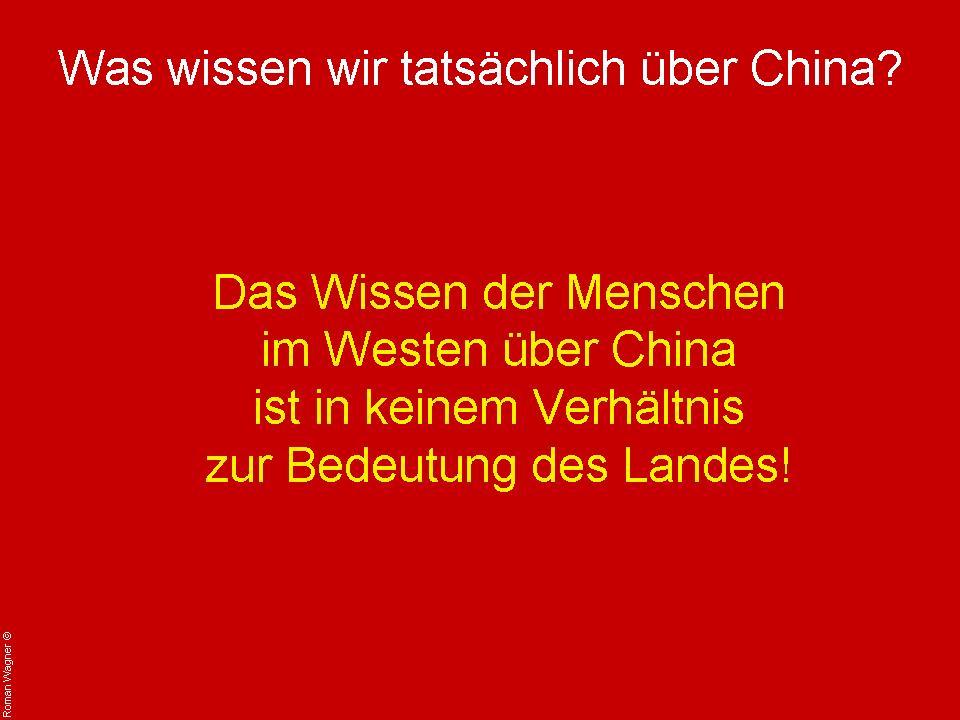 Wissen über China