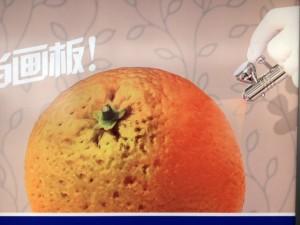 Chinesische Orangen