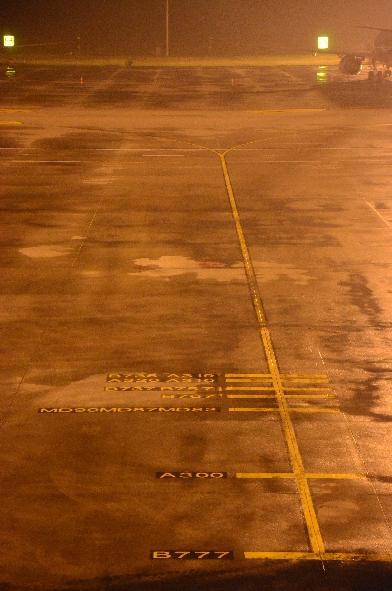 Flugzeuglänge