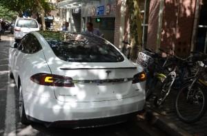 Tesla in SH