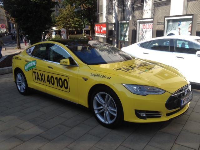 Tesla Taxi 1