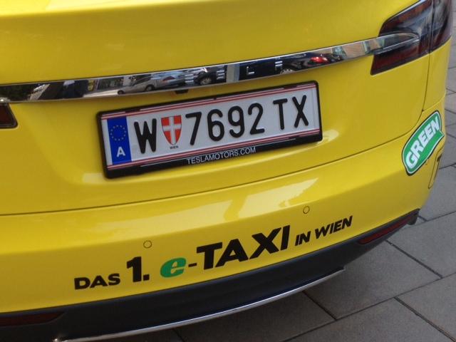 Tesla Taxi 2