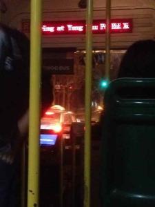 Busfahren in SH