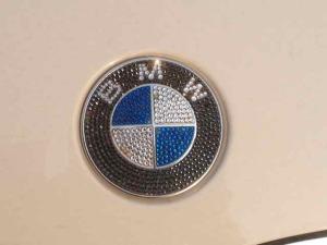 Glitzer-BMW