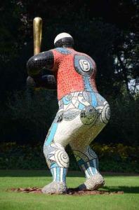 Jingan Sculpture Park 1