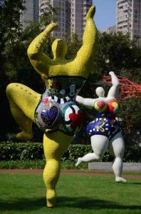 Jingan Sculpture Park 2