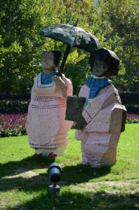 Jingan Sculpture Park 4