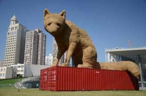 Jingan Sculpture Park 5