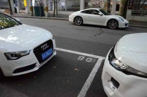 Weisse Autos