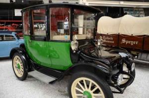 Detroit Electric Modell C 2