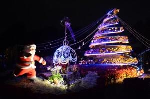 Weihnacht in Taipei