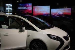 Opel Eindruck