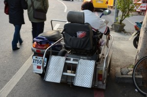 Rollstuhltransporter 2