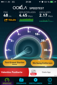 A1 Speedtest 1