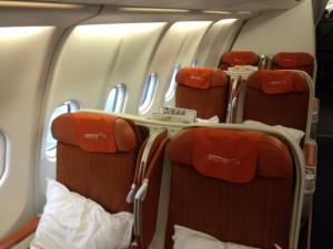Aeroflot Business Class 01