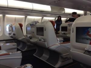 Aeroflot Business Class 02