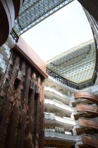 Neues Shopping Center 02