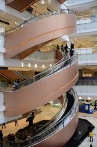 Neues Shopping Center 03