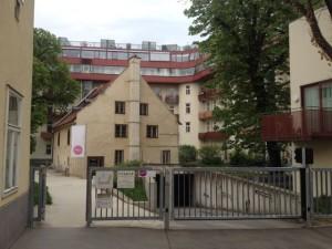 Mühle mitten in Wien