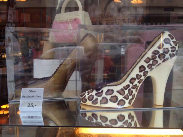 Schoko Schuhe