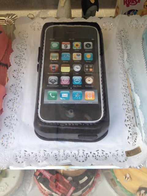 iPhone Torte