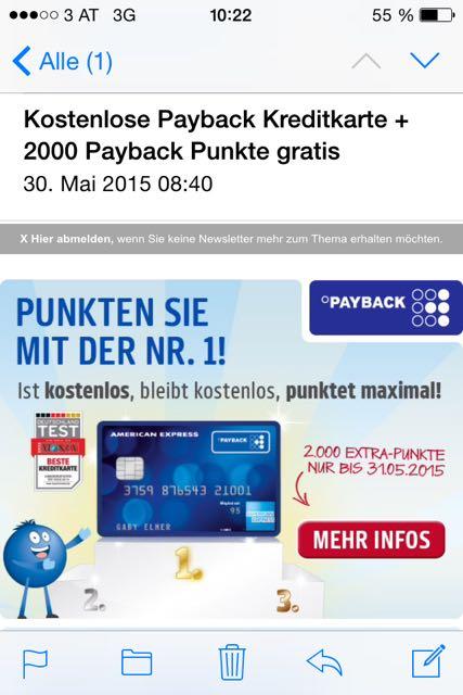 Payback CC 1