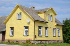 Estnische Häuser 2