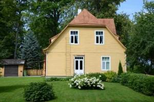 Estnische Häuser 3