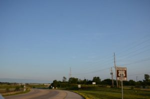 01 An der Route 66